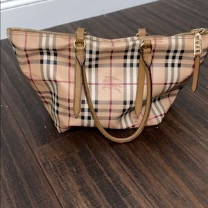 Burberry Bag—medium size